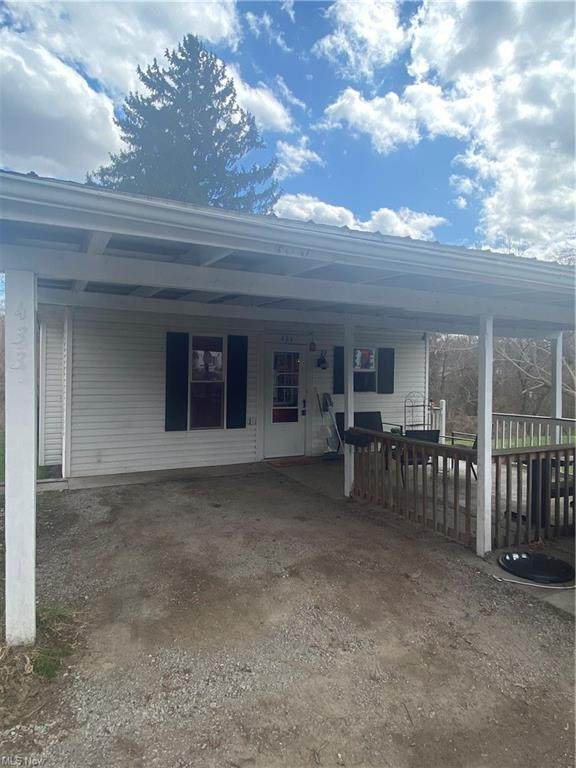 433 Bailey Street, Zanesville, OH 43701 (MLS #4264787) :: The Art of Real Estate