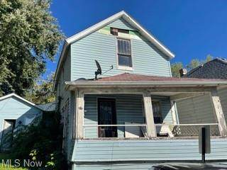 916 Saint Clair Avenue, East Liverpool, OH 43920 (MLS #4287043) :: Select Properties Realty
