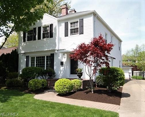 3394 Wooster Rd, Rocky River, OH 44116 (MLS #4000380) :: The Trivisonno Real Estate Team