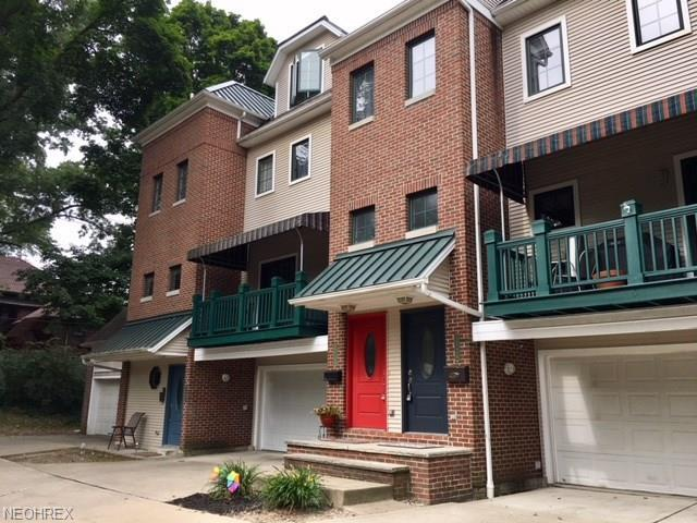 2738 Euclid Heights Blvd #5, Cleveland Heights, OH 44106 (MLS #4002537) :: RE/MAX Edge Realty