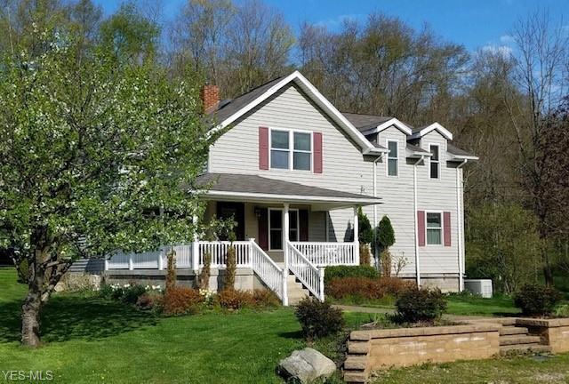 64065 Rick Rd, Cambridge, OH 43725 (MLS #4091512) :: RE/MAX Edge Realty