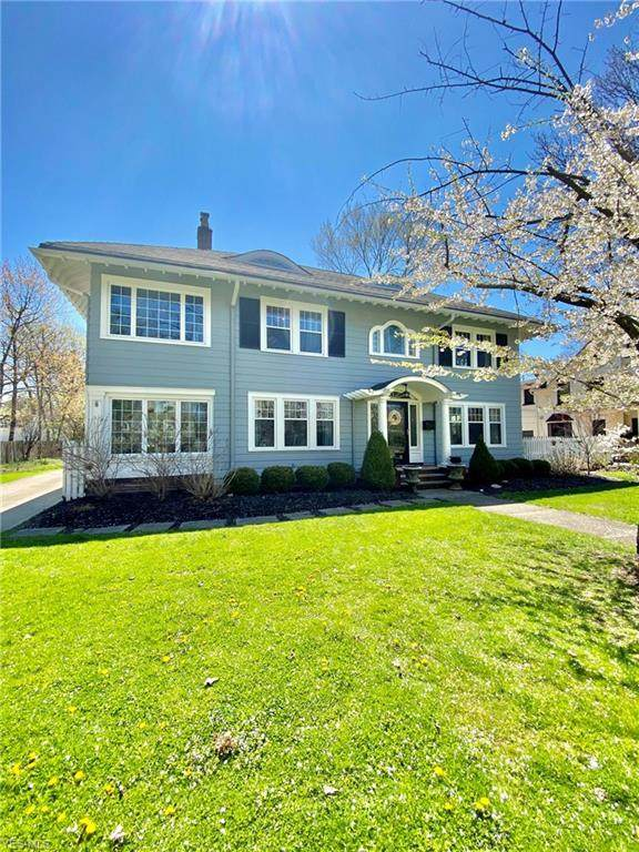 18800 Shaker Boulevard, Shaker Heights, OH 44122 (MLS #4165116) :: The Holly Ritchie Team