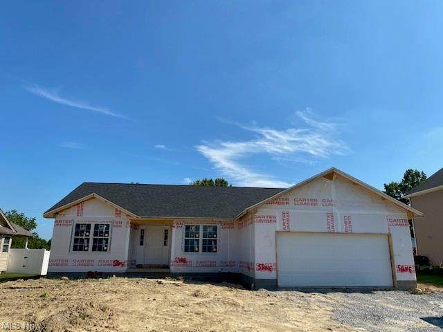 5319 Skye Drive, New Middletown, OH 44442 (MLS #4294399) :: The Holden Agency