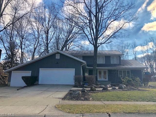 931 Rocky Ridge Dr, Akron, OH 44313 (MLS #4069331) :: RE/MAX Edge Realty
