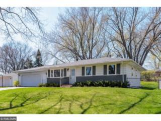 8466 Kell Avenue S, Bloomington, MN 55437 (#4820493) :: The Preferred Home Team
