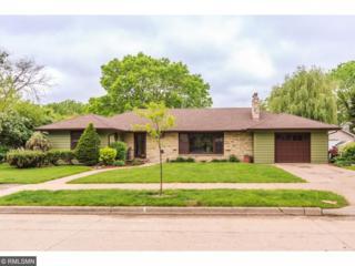 3450 Benjamin Street NE, Minneapolis, MN 55418 (#4834367) :: Team Firnstahl