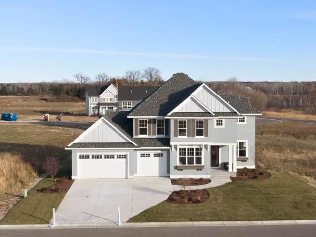 5865 130th Lane N, Hugo, MN 55038 (#5287666) :: House Hunters Minnesota- Keller Williams Classic Realty NW