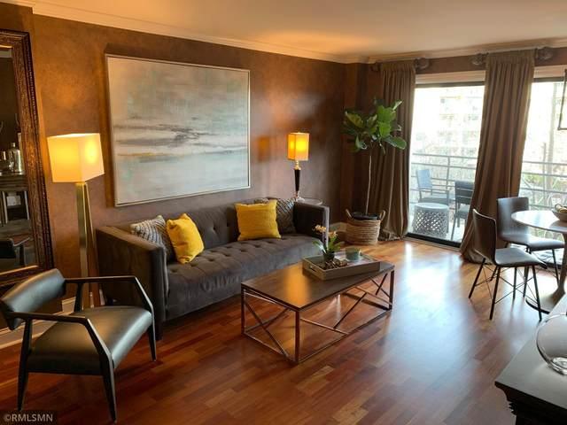1225 Lasalle Avenue #605, Minneapolis, MN 55403 (#5640173) :: Happy Clients Realty Advisors