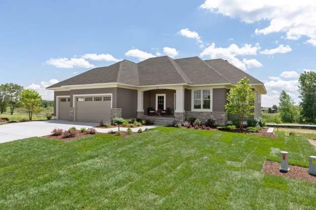 5825 130th Lane N, Hugo, MN 55038 (#5007785) :: House Hunters Minnesota- Keller Williams Classic Realty NW