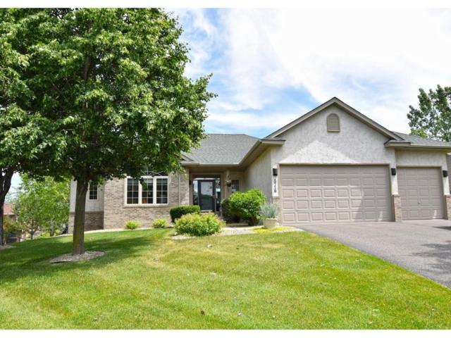 5716 157th Circle N, Hugo, MN 55038 (#4844365) :: Jaren Johnson Realty Group
