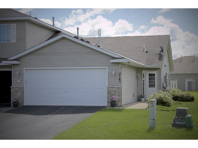 2147 Cleveland Lane S, Cambridge, MN 55008 (#4845038) :: Jaren Johnson Realty Group