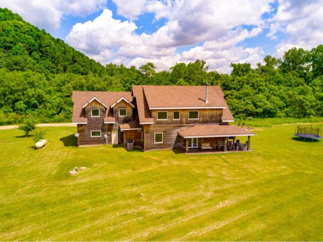 N1496 County Road A, Maiden Rock, WI 54750 (#4845910) :: The Snyder Team