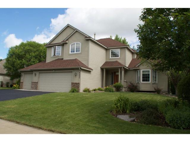 9204 White Oaks Trail, Champlin, MN 55316 (#4846255) :: The Search Houses Now Team