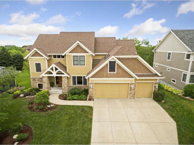 1444 Whistler Point Road, Woodbury, MN 55129 (#4847552) :: The Snyder Team