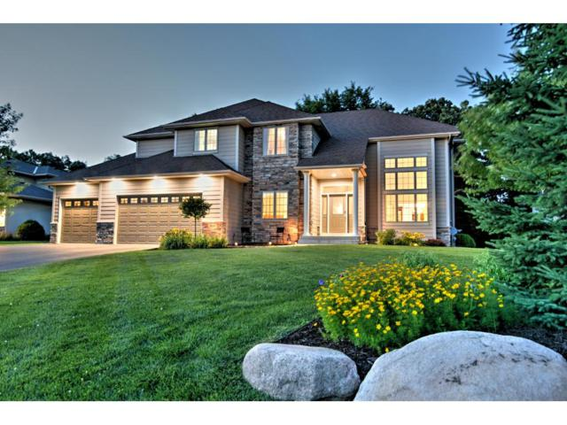 960 Woodview Circle, Carver, MN 55315 (#4850901) :: Norse Realty
