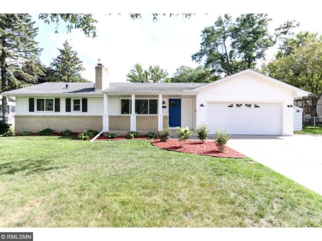 8225 23rd Avenue N, Golden Valley, MN 55427 (#4855080) :: Norse Realty