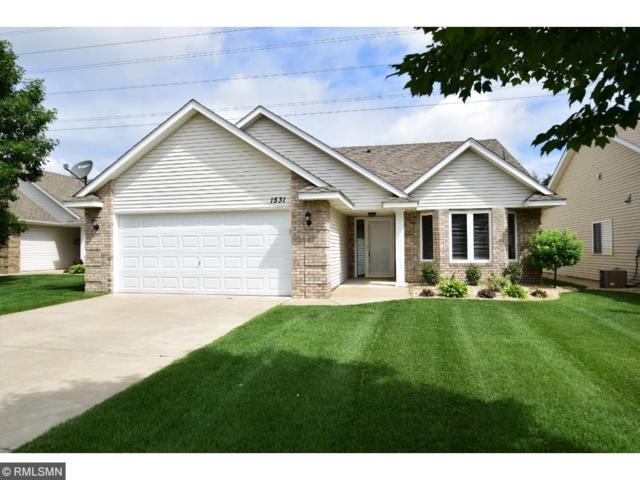 1531 132nd Lane NW, Coon Rapids, MN 55448 (#4855532) :: Team Firnstahl