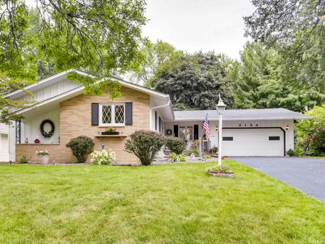 8124 38th Avenue N, New Hope, MN 55427 (#4856080) :: Team Firnstahl
