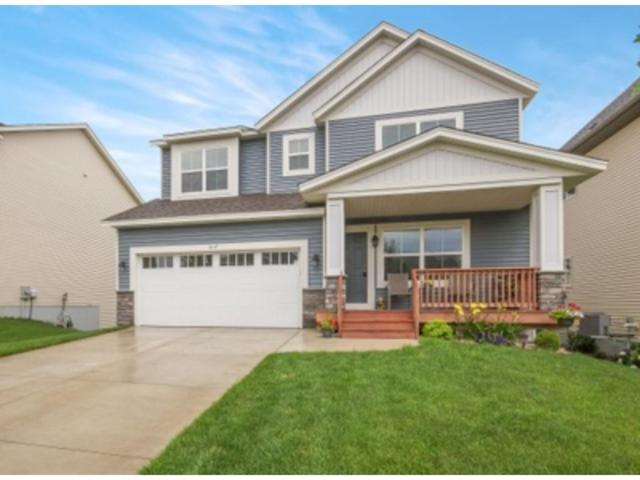 6117 146th Avenue NW, Ramsey, MN 55303 (#4856135) :: Team Firnstahl