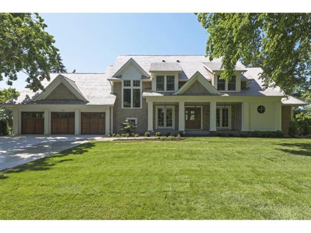 140 Highland Lane, Wayzata, MN 55391 (#4857372) :: House Hunters Minnesota- Keller Williams Classic Realty NW