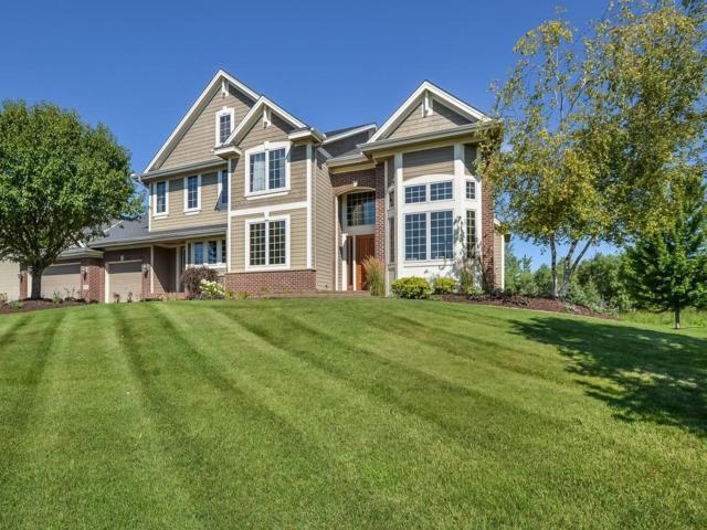 170 Prairie Creek Road, Medina, MN 55340 (#4862576) :: House Hunters Minnesota- Keller Williams Classic Realty NW