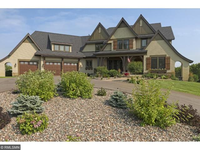 2172 Homestead Trail, Medina, MN 55356 (#4863664) :: House Hunters Minnesota- Keller Williams Classic Realty NW