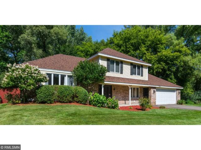 4552 Saddlewood Drive, Minnetonka, MN 55345 (#4864461) :: House Hunters Minnesota- Keller Williams Classic Realty NW