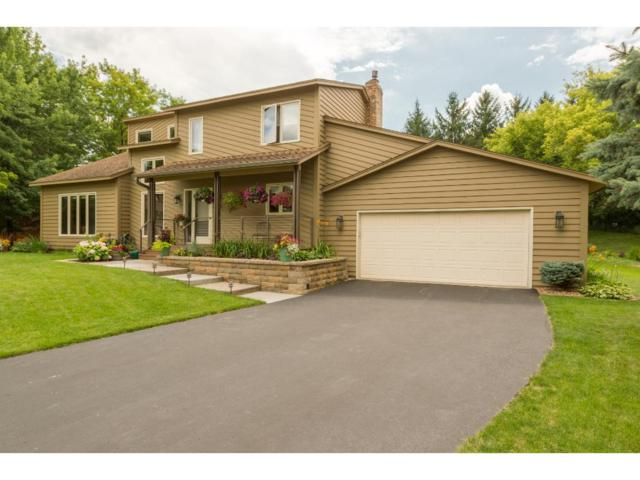 7201 Lookout Court, Eden Prairie, MN 55346 (#4865122) :: House Hunters Minnesota- Keller Williams Classic Realty NW