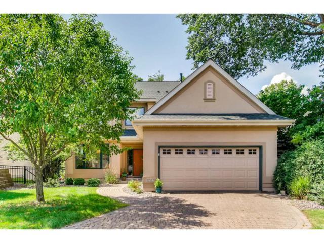 10527 Spyglass Drive, Eden Prairie, MN 55347 (#4865487) :: House Hunters Minnesota- Keller Williams Classic Realty NW