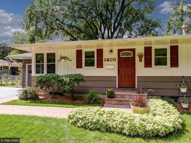 1420 Hillsboro Avenue S, Saint Louis Park, MN 55426 (#4865528) :: House Hunters Minnesota- Keller Williams Classic Realty NW