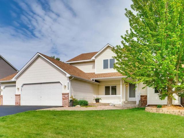 8688 Vagabond Lane N, Maple Grove, MN 55311 (#4865636) :: House Hunters Minnesota- Keller Williams Classic Realty NW