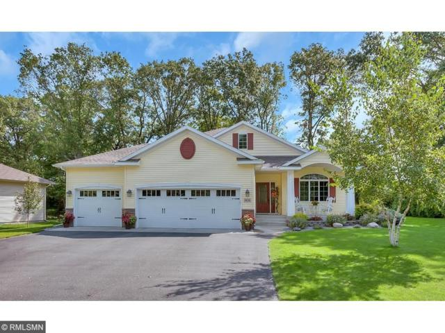 408 High Drive, Sartell, MN 56377 (#4865953) :: House Hunters Minnesota- Keller Williams Classic Realty NW