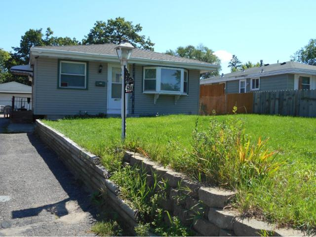 4517 Jefferson Street NE, Columbia Heights, MN 55421 (#4868117) :: The Snyder Team