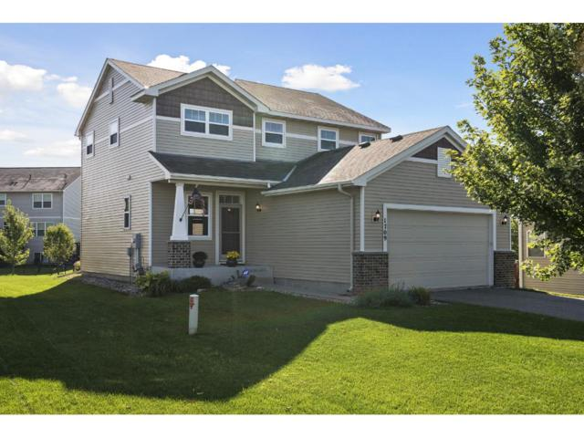 1709 Basswood Court, Carver, MN 55315 (#4872891) :: Norse Realty