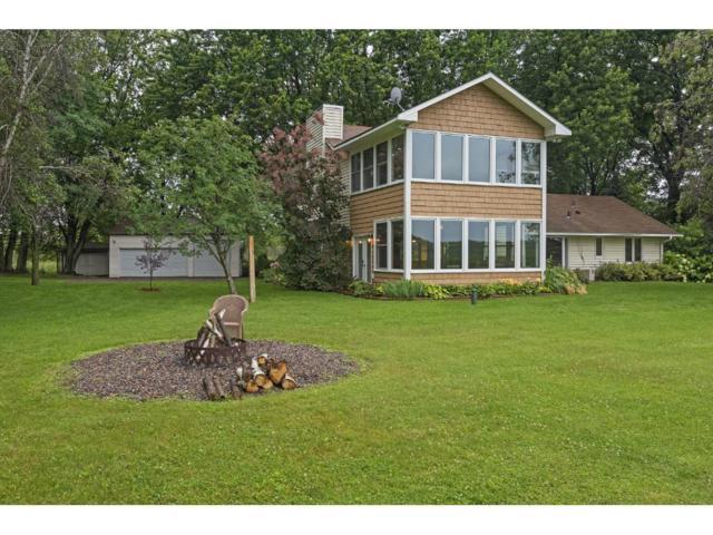 1560 Island Drive NE, Ham Lake, MN 55304 (#4875522) :: Team Firnstahl