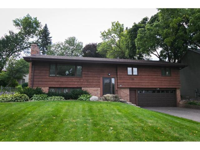 1310 Skywood Lane NE, Fridley, MN 55421 (#4876311) :: Team Firnstahl