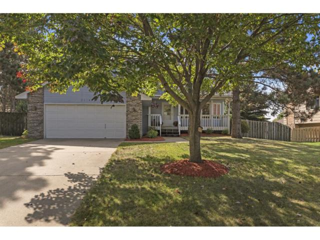 2116 142nd Avenue NW, Andover, MN 55304 (#4877497) :: Team Firnstahl