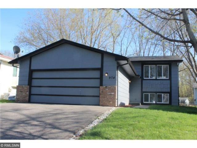 974 104th Lane NW, Coon Rapids, MN 55433 (#4877812) :: Team Firnstahl