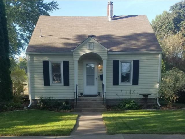 2547 13th Avenue E, North Saint Paul, MN 55109 (#4877920) :: House Hunters Minnesota- Keller Williams Classic Realty NW