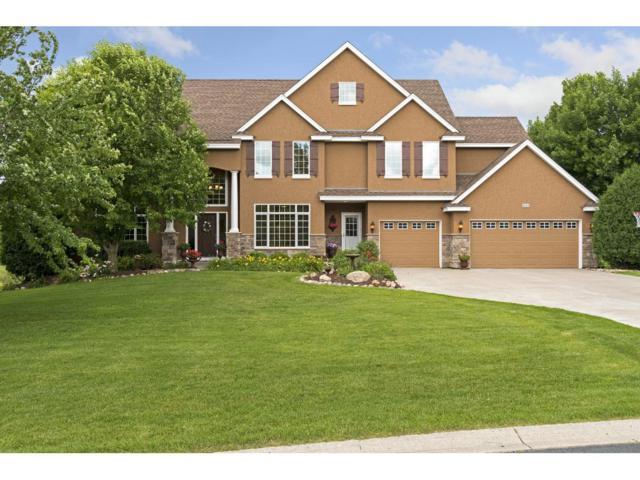 4265 Foxberry Court, Medina, MN 55340 (#4880691) :: House Hunters Minnesota- Keller Williams Classic Realty NW