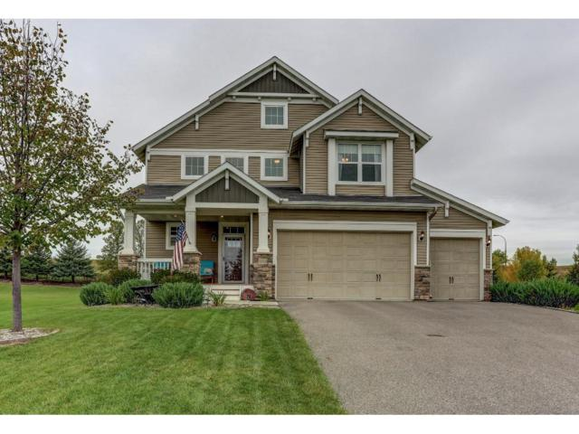 1840 Spring Creek Drive, Carver, MN 55315 (#4882346) :: Norse Realty
