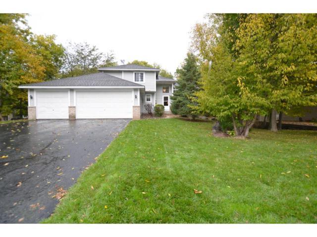 565 Sumerlin Circle NW, Saint Michael, MN 55376 (#4882453) :: House Hunters Minnesota- Keller Williams Classic Realty NW