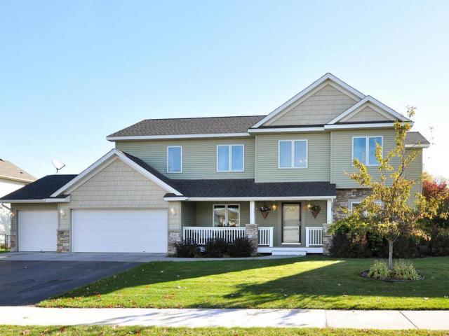 621 Lincoln Drive NE, Saint Michael, MN 55376 (#4883743) :: House Hunters Minnesota- Keller Williams Classic Realty NW