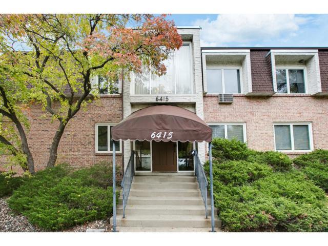 6415 York Avenue S #205, Edina, MN 55435 (#4884450) :: House Hunters Minnesota- Keller Williams Classic Realty NW