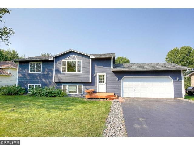517 2nd Street NW, Saint Michael, MN 55376 (#4884590) :: House Hunters Minnesota- Keller Williams Classic Realty NW