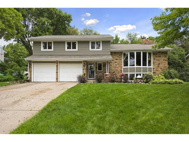 4424 Gilford Drive, Edina, MN 55435 (#4884820) :: House Hunters Minnesota- Keller Williams Classic Realty NW