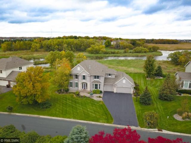 4295 Shorewood Trail, Medina, MN 55340 (#4884965) :: House Hunters Minnesota- Keller Williams Classic Realty NW