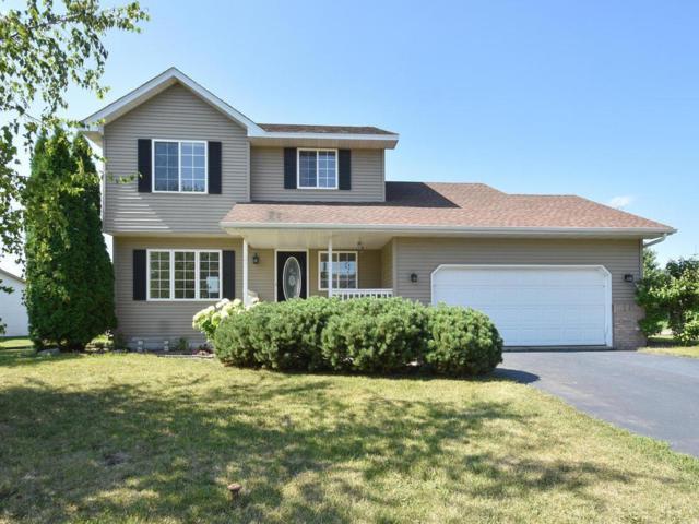 576 Amur Circle NW, Saint Michael, MN 55376 (#4884980) :: House Hunters Minnesota- Keller Williams Classic Realty NW