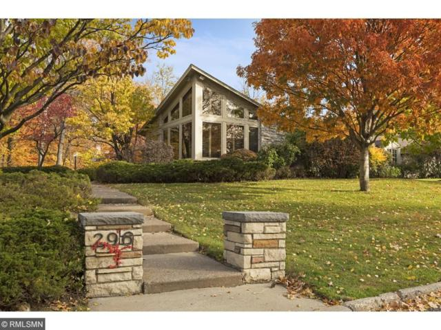 296 Mississippi River Boulevard S, Saint Paul, MN 55105 (#4886841) :: The Search Houses Now Team