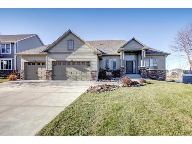 3071 Aspen Lake Drive NE, Blaine, MN 55449 (#4894854) :: The Snyder Team